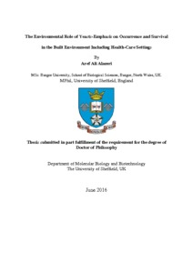 Thesis on environmental awareness pdf