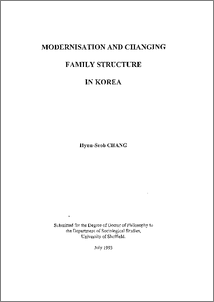 modernisation thesis