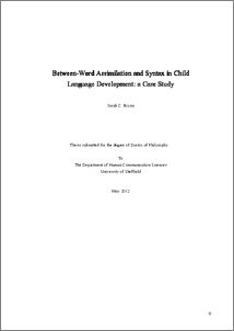 what is assimilation in child development