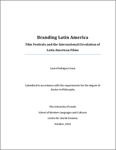 latin american thesis This thesis assesses the long run comparative development of income and asset  inequality within latin american countries, tracing its roots back into the.
