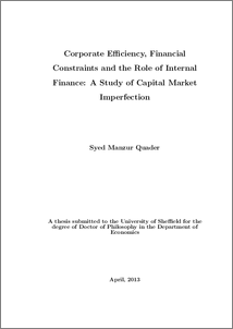 Phd thesis in accounting and finance - Buy Original Essays online