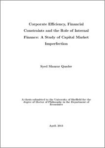 How Capital Markets Enhance Economic - Columbia University