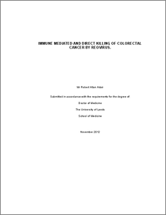 md thesis