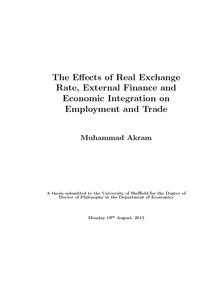 dissertation in economics