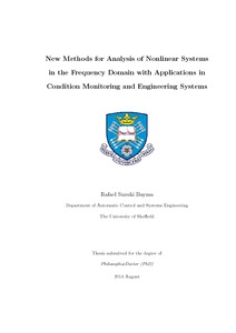 thesis on condition monitoring Thesis condition monitoring rotating equipment - download as pdf file (pdf), text file (txt) or read online maintenance.