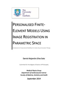 finite element modeling thesis Numerical modelling of thin plates using the finite element method by addisu gezahegn semie a thesis submitted to the department of computational science.